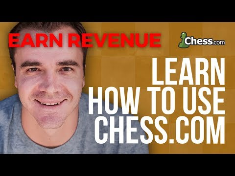 Using Chess.com: How To Use Your Affiliate Status To Earn Revenue