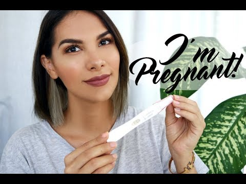I'M PREGNANT (IUD BABY) + 1st TRIMESTER UPDATE (BABY #3)