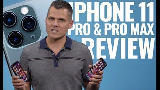 iPhone 11 Pro and iPhone 11 Pro Max Review