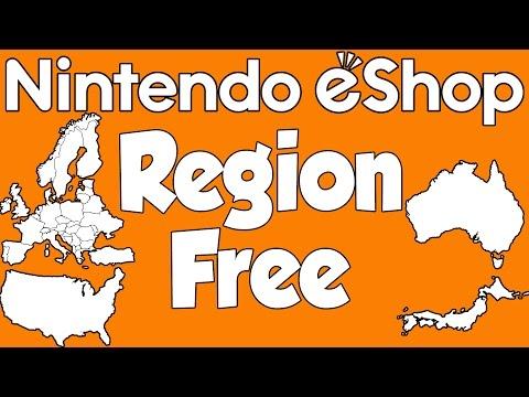 Nintendo Switch | eShop Tour + Region-Free Access Tutorial!
