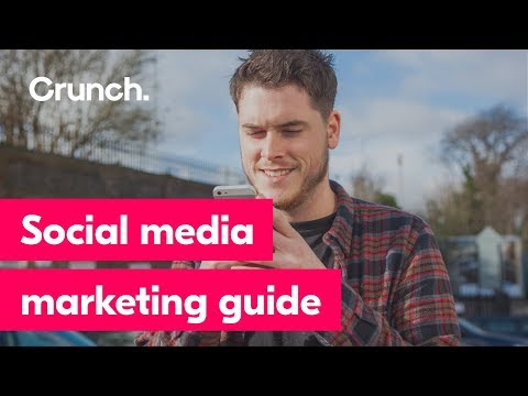 Social media marketing guide for small businesses | Crunch