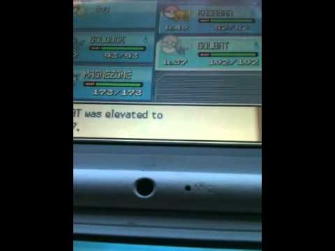 Golbat evolve to crowbat on pokemon