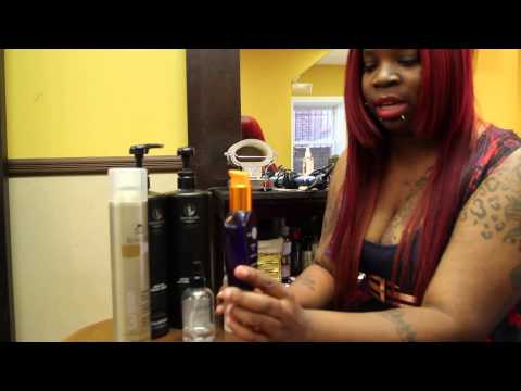 How to maintain your Lush Hair after bleaching and coloring!