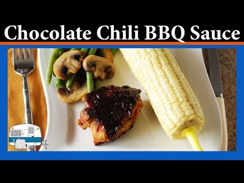 How to make Chocolate Chili Barbecue Sauce