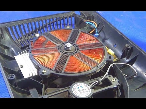 Top Four (4) Power Problem Repair Of Induction Cooker - Very Useful
