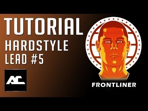 Hardstyle Lead Tutorial Like Frontliner (FL Studio) (Arey Creator's Tutorials)