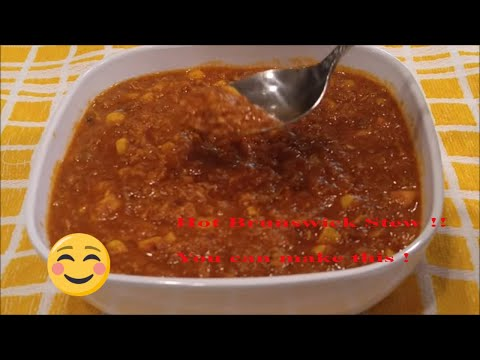 The Best Brunswick Stew Ever: Meso Georgia Style