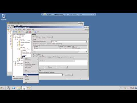 copy and Paste Group Policy