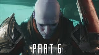 DESTINY 2 Walkthrough Gameplay Part 6 - Red Legion - Campaign Mission 6 (PS4 Pro)