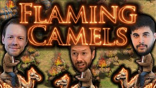 The Flaming Camels from TheViper & Team!