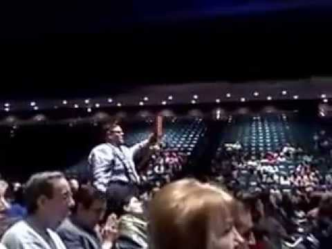 Preacher rebukes Joel Osteen in the middle of Lakewood Church!