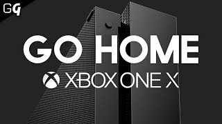 go Home Xbox One X Upcoming Ps4 Exclusives
