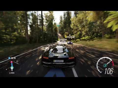 Forza Horizon 3 Test