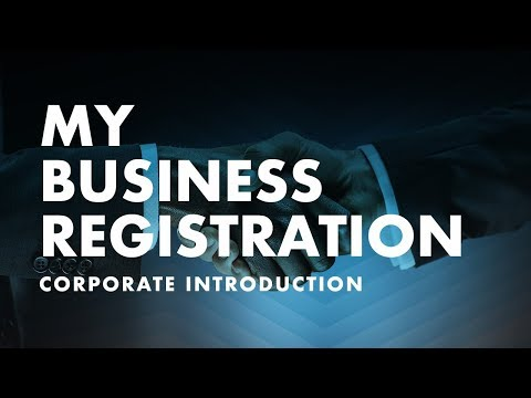 My Business Registration