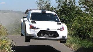 Hyundai I20 WRC | Thierry Neuville | Test ADAC rallye Deutschland 2018