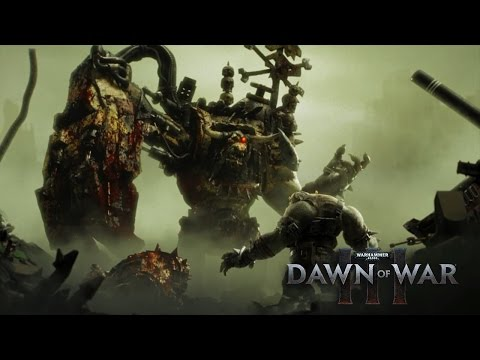 Warhammer 40000 Dawn Of War 3 - Mission 02 Destined For Greater Fings
