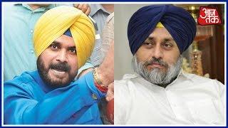 Navjot Singh Sidhu Attack On Sukhbir Badal