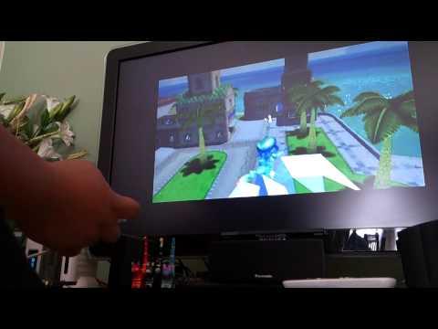 Wii gamecube classic controller