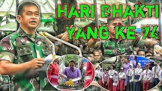 ACARA HARI BHAKTI PASPAMPRES KE 74 - HUT PPP (PART 1/4)