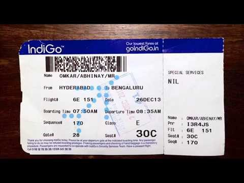 First Time Domestic Flight(India) Travel Tips-Tamil. Visit ideayourtrip.com
