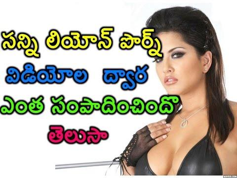 Xxx Mp4 How Much Sunny Leone Earned With Porn Videos సన్ని లియోన్ ఎంత సంపాదించిందొ తెలుసా 3gp Sex