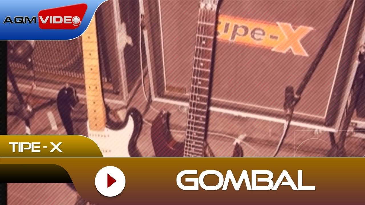 Download Tipe-X - Gombal | Official Video MP3 Gratis