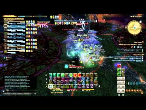 FFXIV:ARR Second Coil of Bahamut Turn1