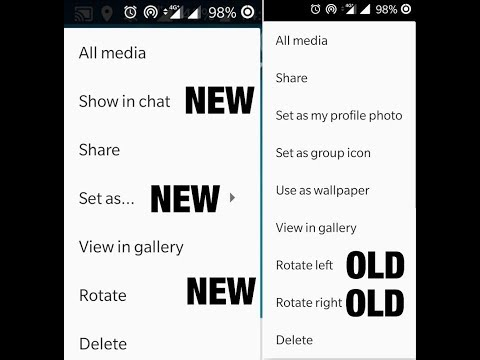 WhatsApp Release New Features