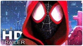 Download SPIDER MAN Into The Spider Verse Trailer (2018) Video