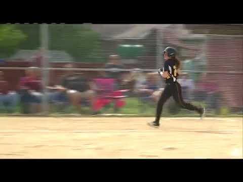 5/24/18 - Softball - Tomah 8, Holmen 19
