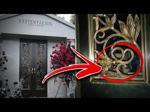 Xxx Mp4 XXXTENTACION 39 S FACE SEEN At Burial Chamber 3gp Sex