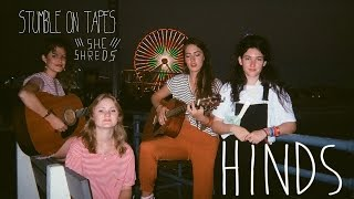 Stumble On Tapes - Hinds