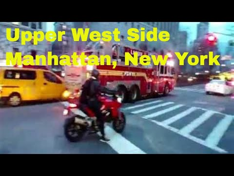 Manhattan Upper West Side, New York