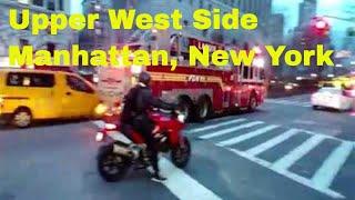 Download Manhattan Upper West Side, New York Video