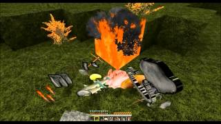 Minecraft Hunger Games Ep.1 (4/4)