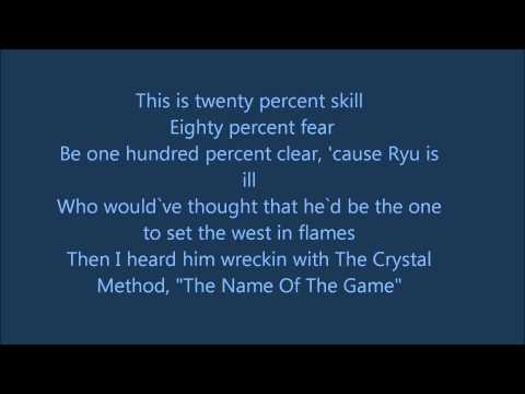Fort Minor - Remember the name w/Lyrics
