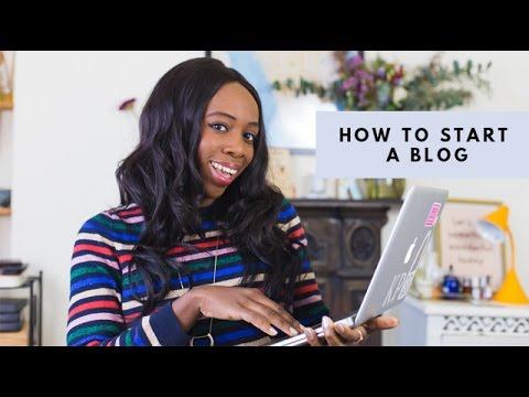 How To Start A Blog, Blogger vs Wordpress, Organisation | Kristabel's Blog School