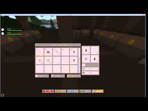 Unturned-How to Use Purification Tablets