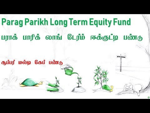 Parag Parikh Long Term Equity Fund Mutual fund in Tamil Top Multi Cap Funds 2019 | PPFAS
