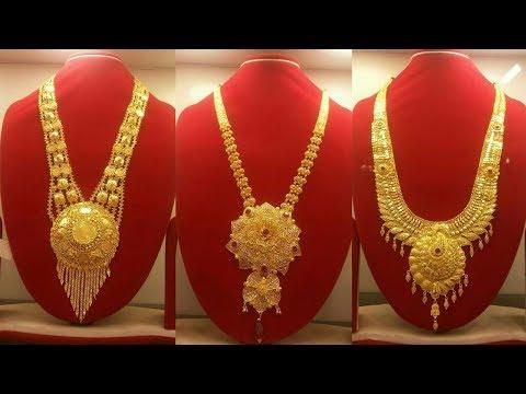 Latest JoyAlukkas Gold Jewellery Collections - She Fashion