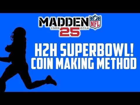 Madden 25 Ultimate Team - Superbowl Time! -