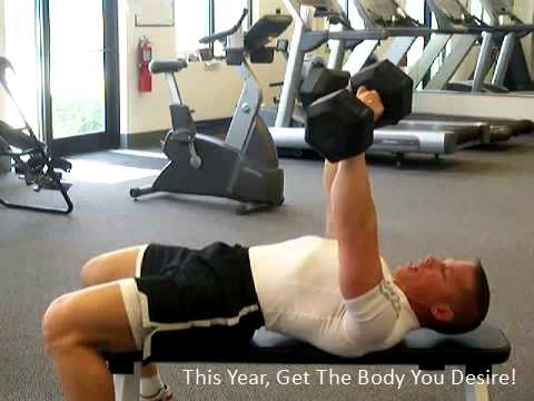 Best Exercises For  a Huge Chest and Ripped Pecs | Upper Body Work Out