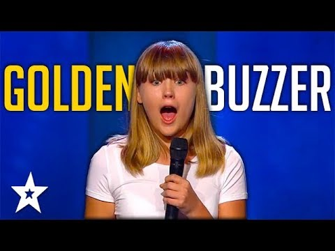 GIRL SINGS MICHAEL JACKSON Wins GOLDEN BUZZER   Got Talent Global