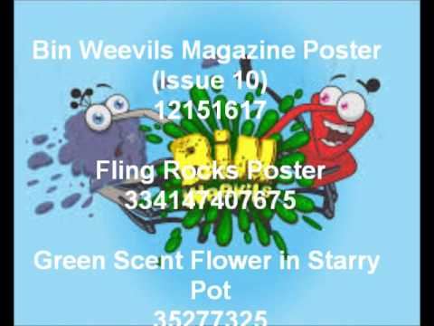 Ten Binweevils Codes For Mulch 2013