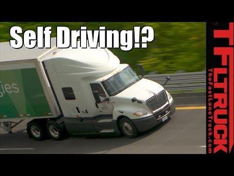 New Big Rig Self-Driving Tech Revealed (Sponsored)
