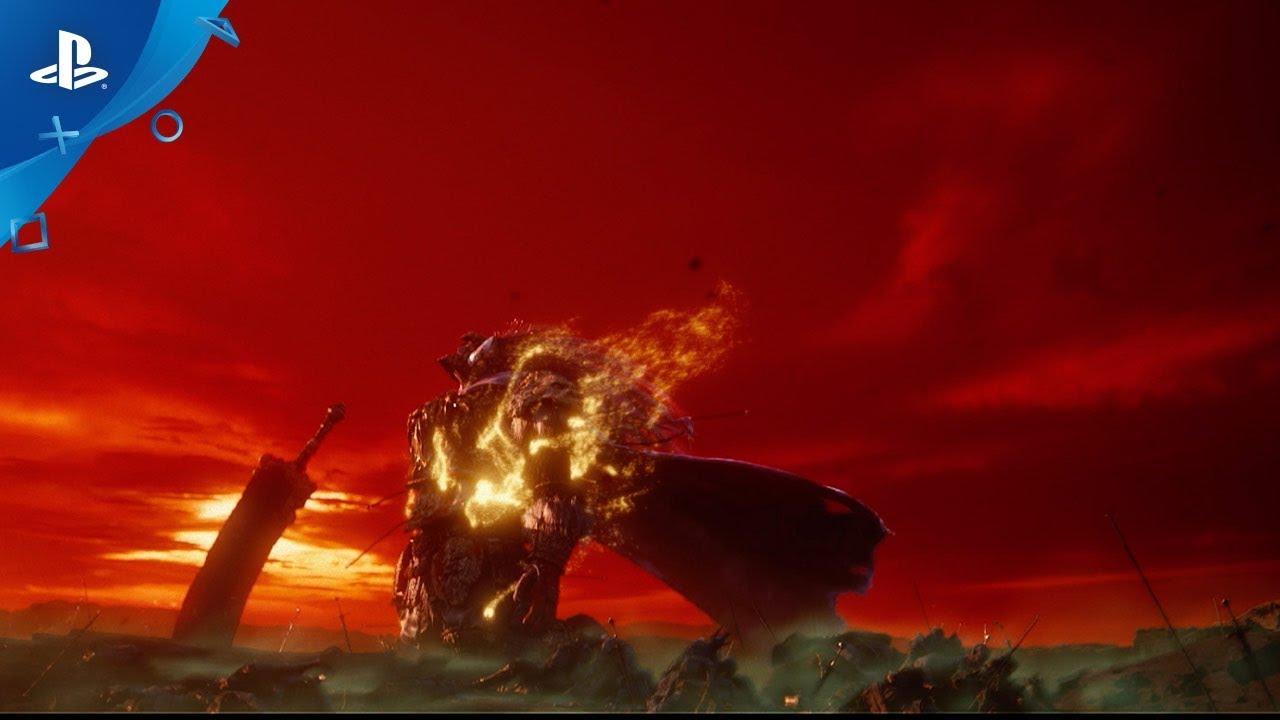 Elden Ring - E3 2019 Announcement Trailer   PS4