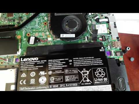 Lenovo Post BIOS Black Screen Fix