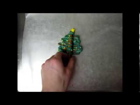 Chocolate Covered Pretzel Tree Video | Delicious Creations