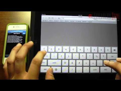 Transfers stock iPhone apps to iPad (Clock, Stocks, Calculator, etc)