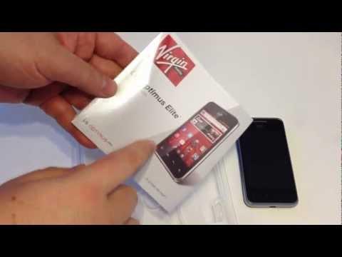 LG Optimus Elite Virgin Mobile Review